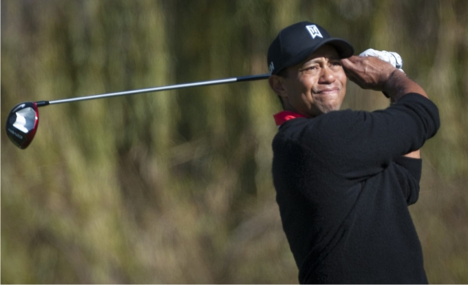 Tiger Woods. Foto: Carrie Jesenovec / Icon SMI / Cordon Press