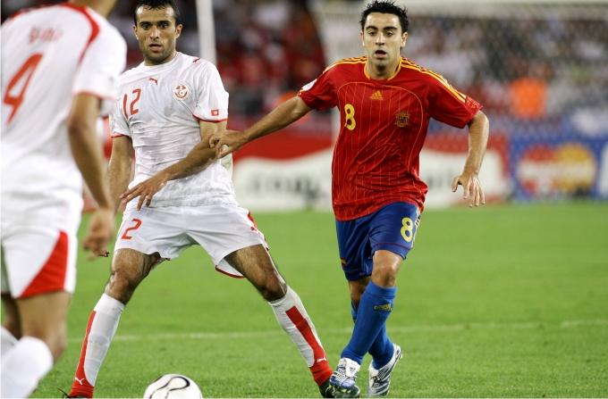Xavi Hernánez. Foto Miguelez Sports Cordon Press