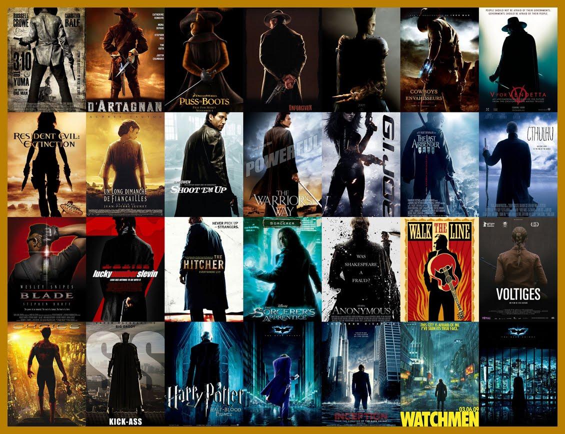 Cómo diseñar un buen cartel de cine