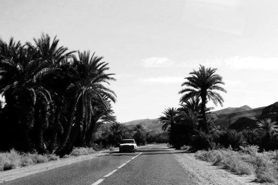 Por qué viajamos: una explicación parcial