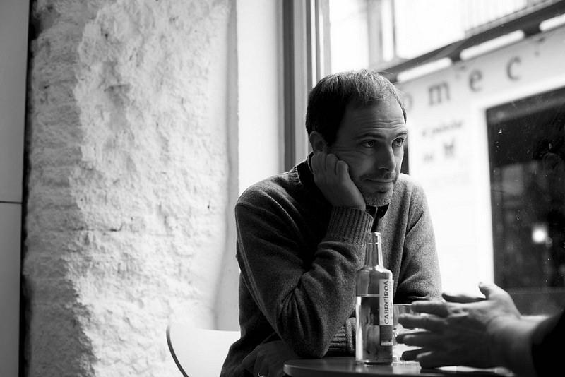 Íñigo Domínguez: «Si vas a Italia con tus cojones por delante te comen con patatas sin que te des cuenta»