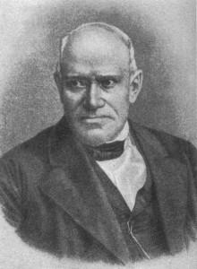 El genial Adolf Anderssen fue el rey de la imaginación sobre los tableros.