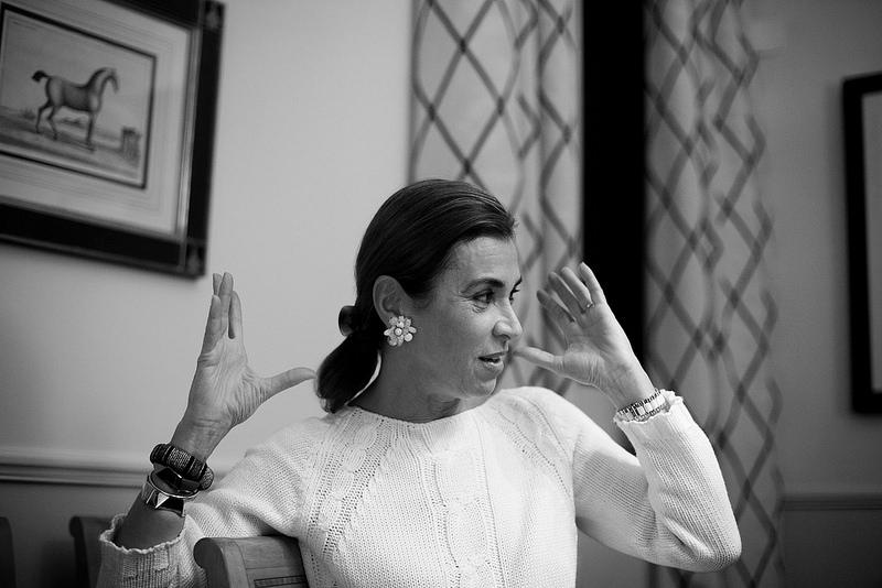 Carmen Posadas: «La literatura es terapéutica, me he ahorrado mucho dinero en psicoanalistas»
