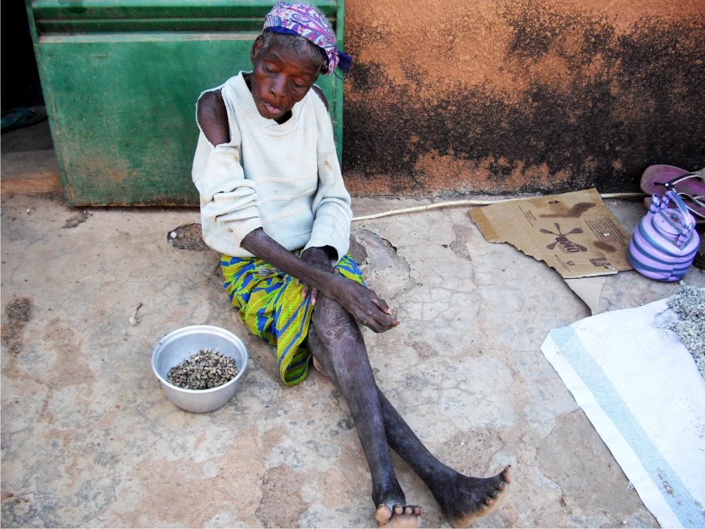 Las malditas brujas de Burkina Faso - Fotografía de Lucía Martín (1)