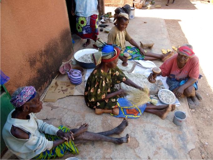 Las malditas brujas de Burkina Faso - Fotografía de Lucía Martín (8)