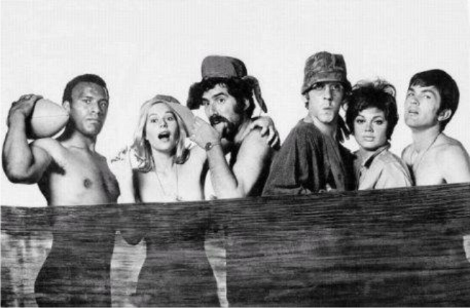Original cast of mash the movie