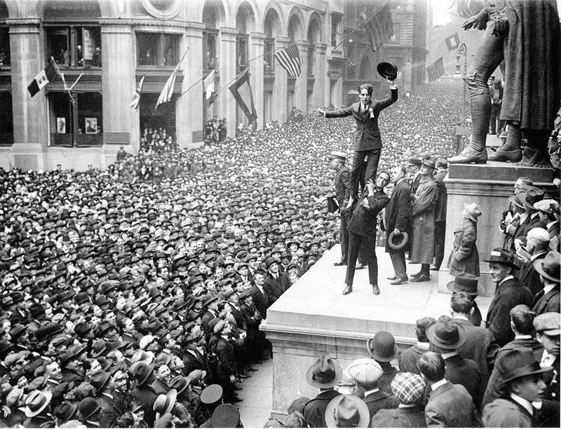 ¿Cómo viven hoy aquellos directivos de Wall Street?