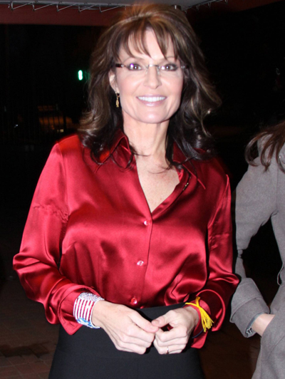 Sarah Palin, rostro más visible del Tea Party en el Partido Republicano. (Foto: Splash News)