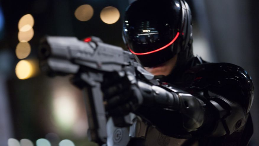 iRoboCop: el cyborg made in Apple