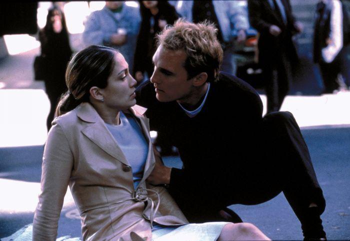 Con J Lo en The Wedding Planner, la mediocridad de los dosmiles.