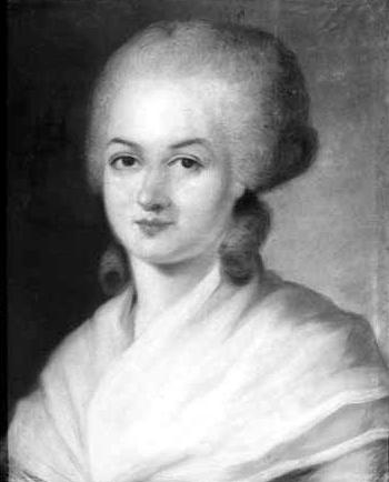 Marie Olympe de Gouges, por Alexander Kucharski (DP)