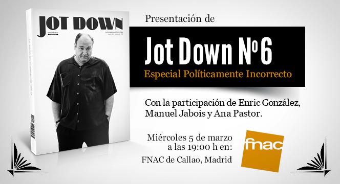 presentación JD6