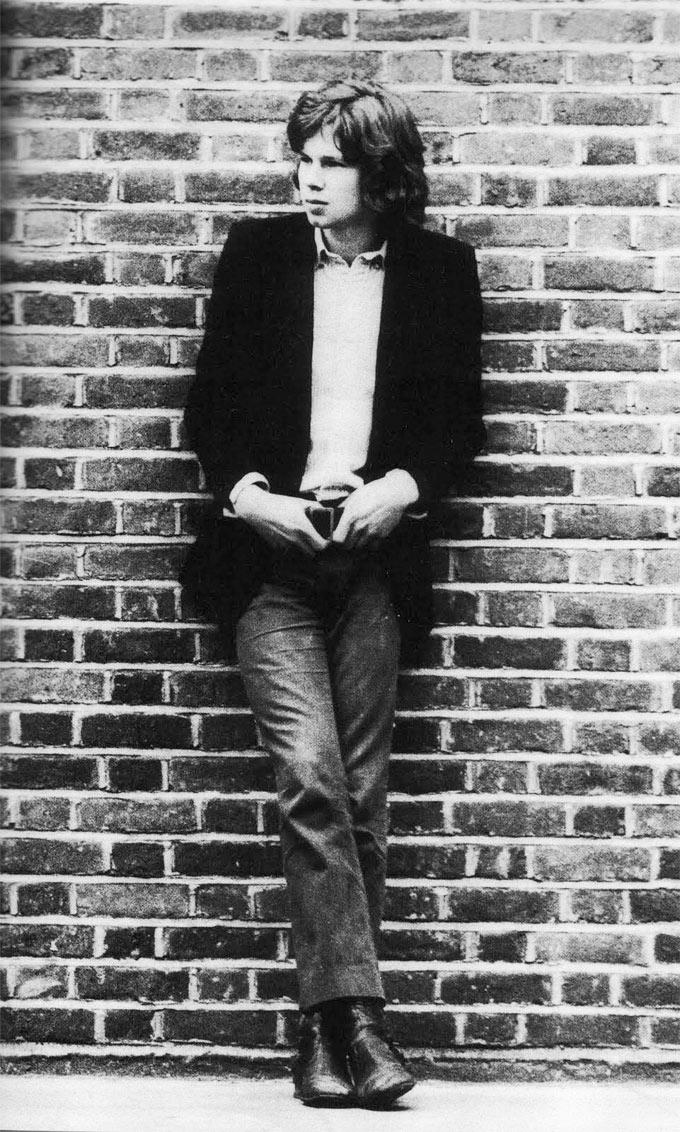 Detalle de la portada del álbum recopilatorio Nick Drake, de 1971. Fotografía: Keith Morris / Island Records.