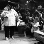 Andy Fordham, el campeón que solo ganaba cuando bebía