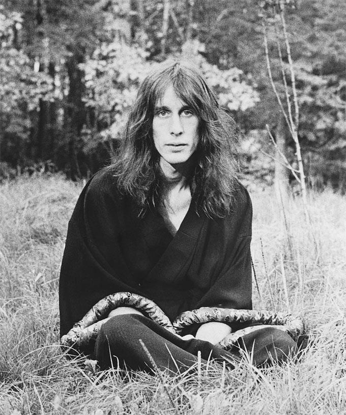 Detalle-de-la-portada-de-Hermit-of-Mink-Hollow,-de-1978-Fotografía-Bearsville