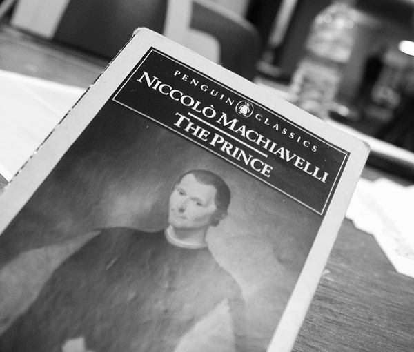 Vida de Maquiavelo (y III)