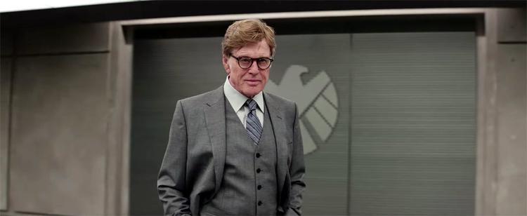 Robert Redford, un tipo en quien confiar. Foto: Marvel Studios