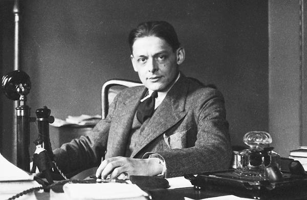 Inmy beginning is my end: T. S. Eliot, un poeta en busca de la eternidad