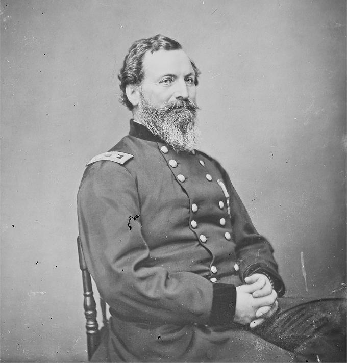 2 De Matthew Brady c 1860. Fotografía National Archives and Records Administration DP