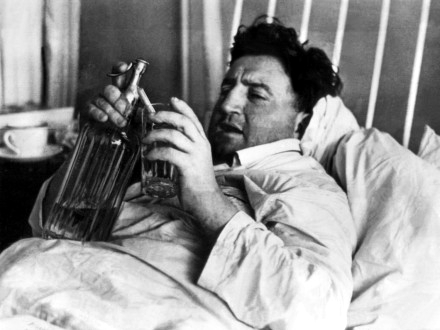 Brendan Behan. Foto: Library of Congress Prints and Photographs Division (DP)