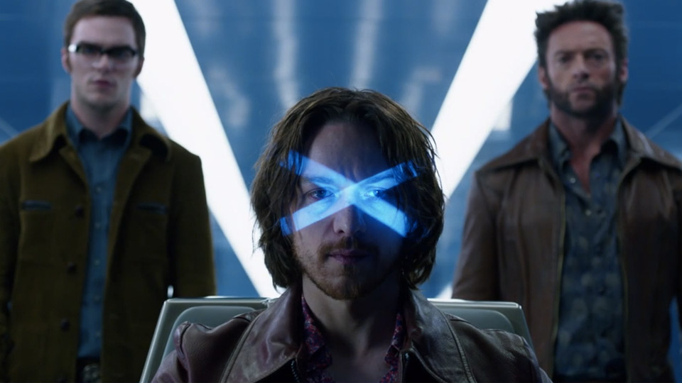 Escena de X-Men: Días del futuro pasado. Foto:  Marvel Studios / 20th Century Fox.