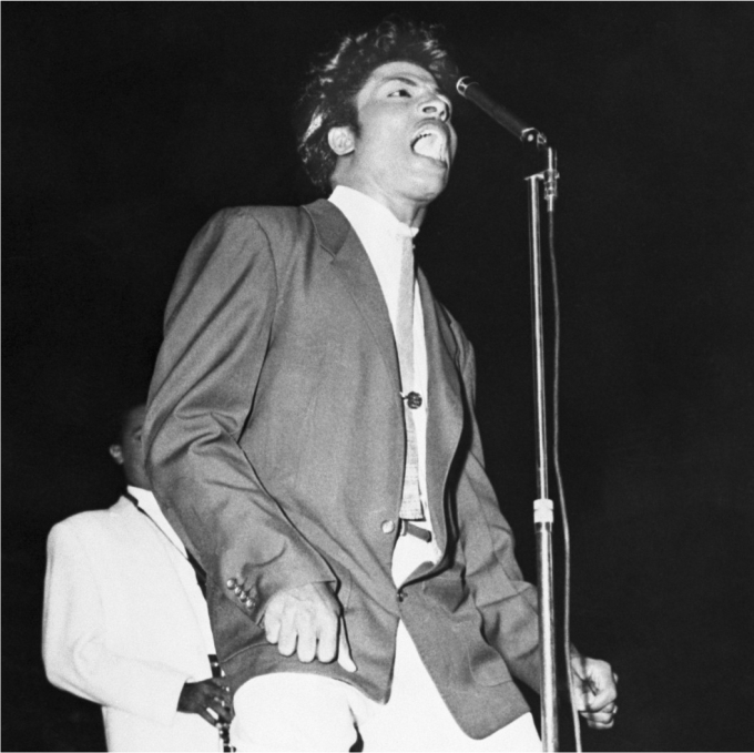 Little Richard. Foto: Corbis.