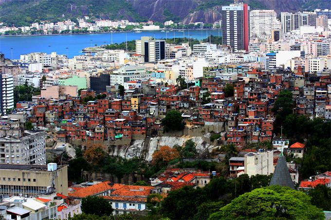 Río de Janeiro. Fotografía Dany13 CC.