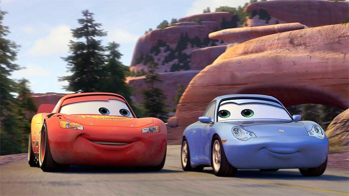 10 CARS PIXAR DISNEY