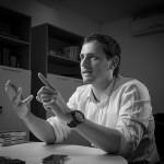 Albert Rivera: «Tomé la decisión de que si tenía un cargo, era para ejercerlo»