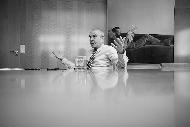 Antonio Caño: «Este país lo primero que necesita es información, tenemos un exceso de opinión desmedido»