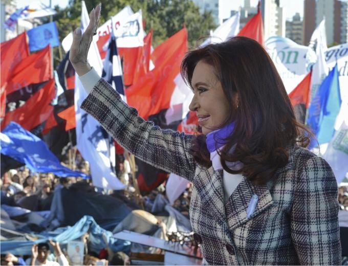 Cristina Fernández de Kirchner. Foto: Cordon Press.