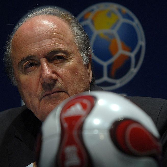 Joseph Blatter. Foto: Marcello Casal Jr. (CC)