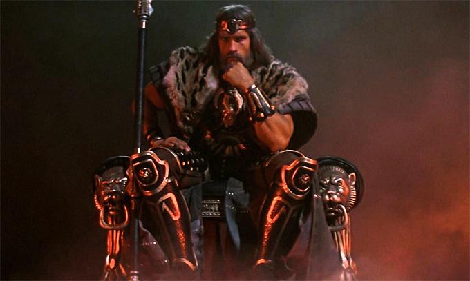 King Conan Conan the Barbarian