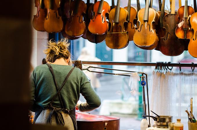 Luthier Fabien Lemetayer CC