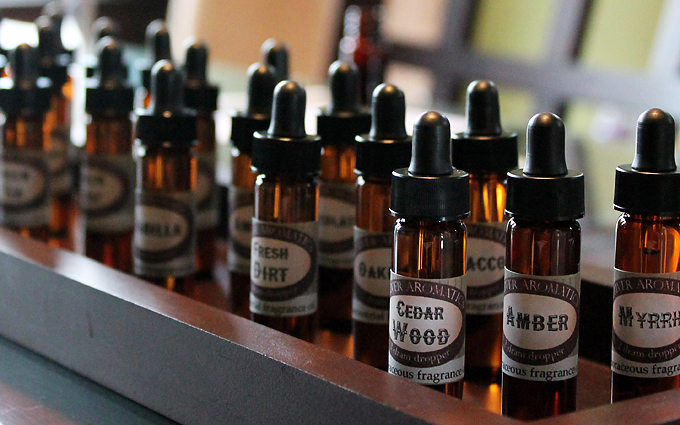 Perfumista Vetiver Aromatics CC