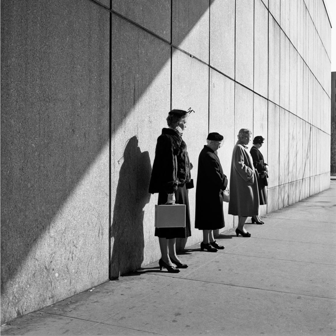 Vivian Maier_NY .2013 Maloof Collection.