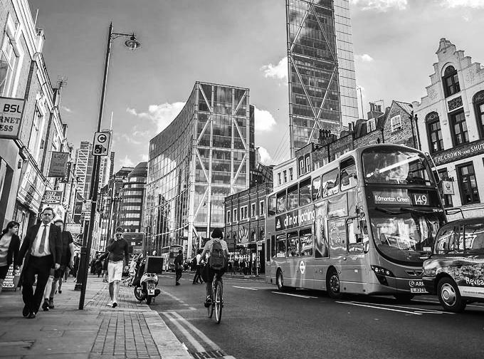 Guía pretenciosa de Londres