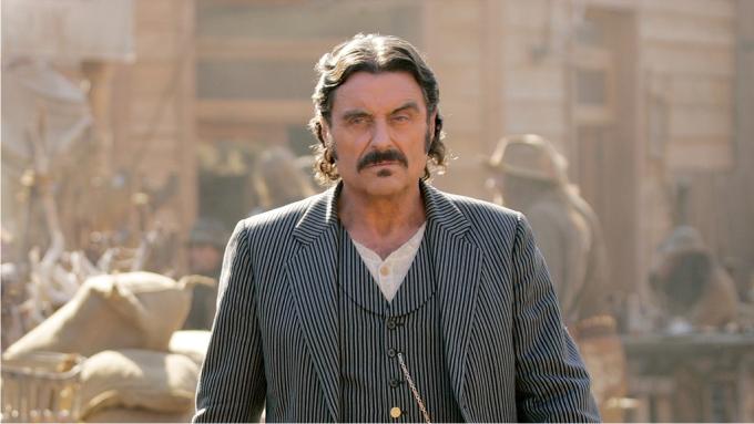 Al Swearengen. Imagen: HBO.