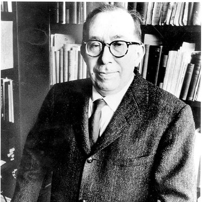 Leo Strauss. Foto: New York Times / University of Chicago. (Fair Use)