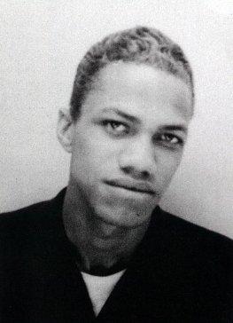 Malcolm Little en sus años como delincuente juvenil.