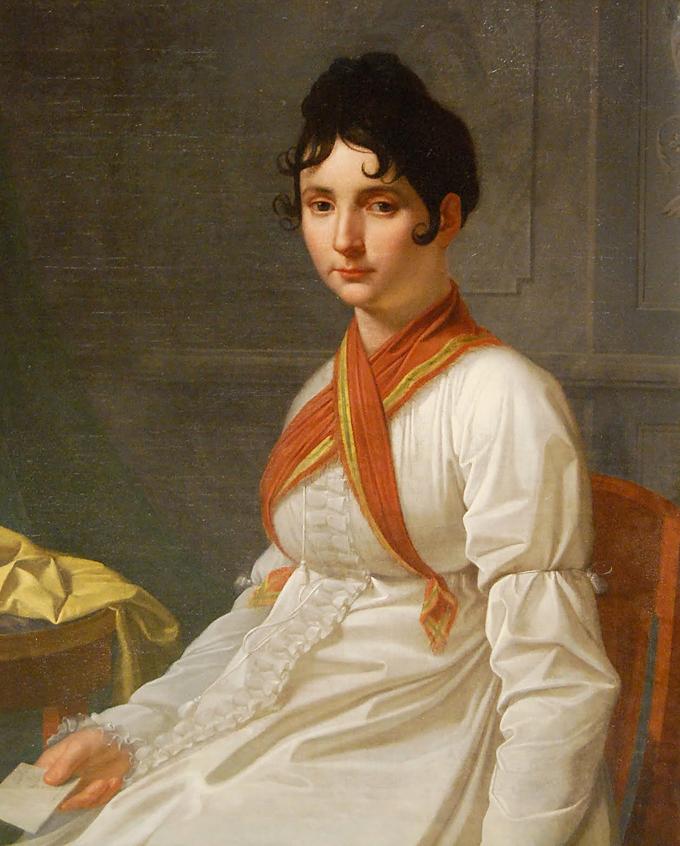 Marie Julie Clary Bonaparte c 1800