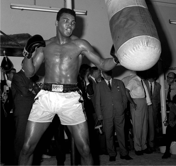Muhammad Ali. Foto: Cordon Press.