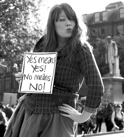 Sí, todas las mujeres lo son