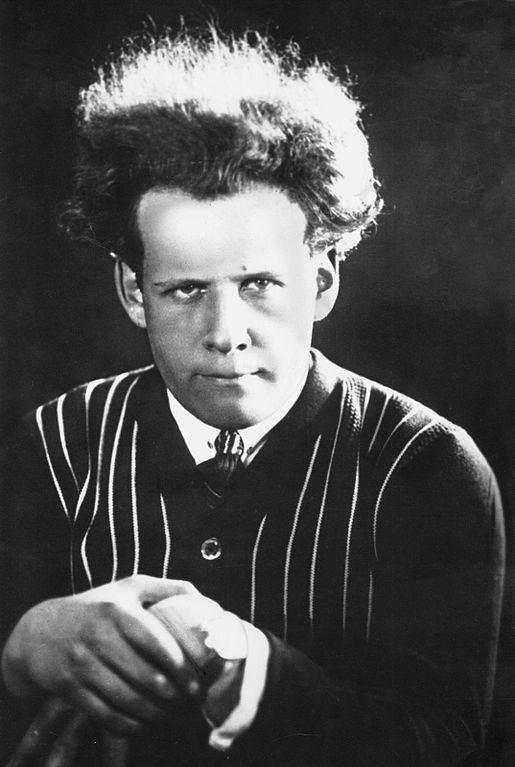 Sergei Eisenstein. Foto: DP.
