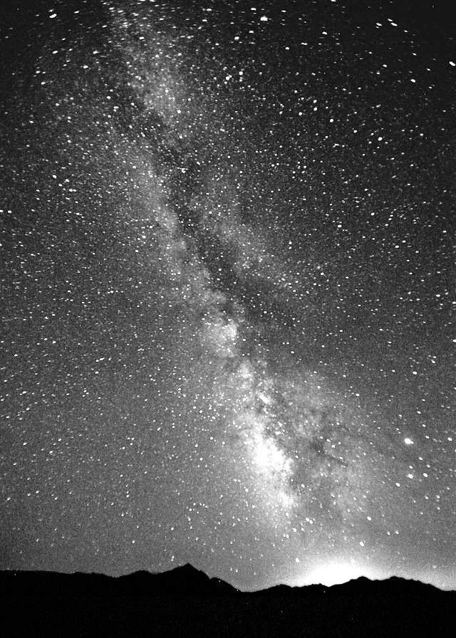 Una imagen de la Vía Láctea. Foto: Steve Jurvetson (CC)