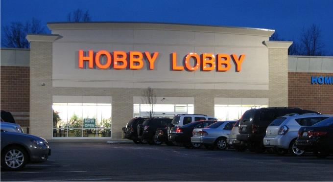 Una tienda Hobby Lobby en Ohio. Foto: Dang Apricot (CC)