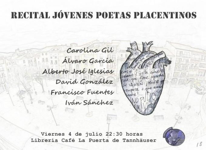 recital jovenes poetas