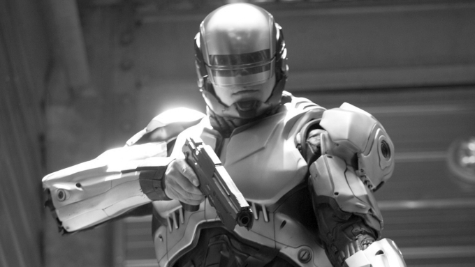 Imagen promocional de Robocop.
