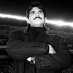 Ricardo Rocha: bigote, mullet y autogoles