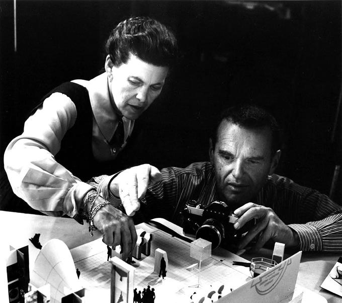 La América del renacimiento (Eames & Eames)